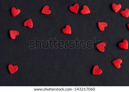 St. Valentine day background Royalty-Free Stock Photo #543217060