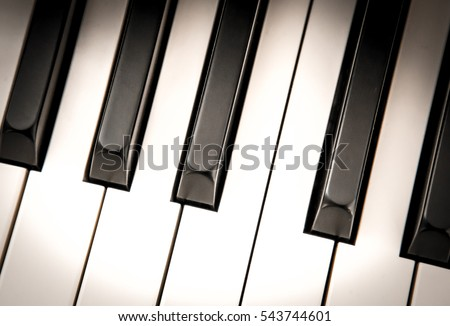 piano keyboard background #543744601