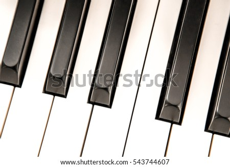 piano keyboard background #543744607