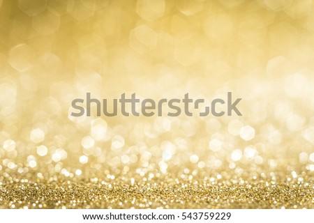 golden background glitter
