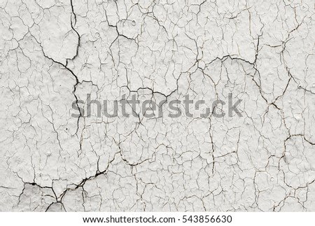 painted cracked wall texture #543856630