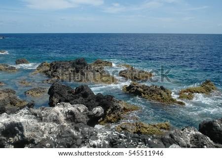 Islanders of Formigas, Azores, Portugal #545511946