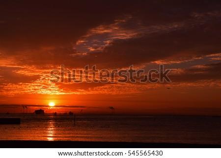 sunset, sunrise. #545565430