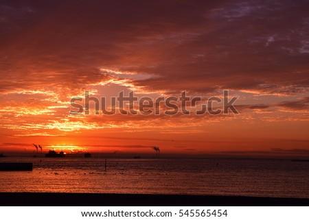 sunset, sunrise. #545565454