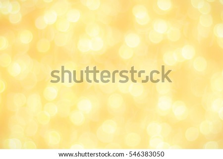 orange light  bokeh background - soft blur focused #546383050