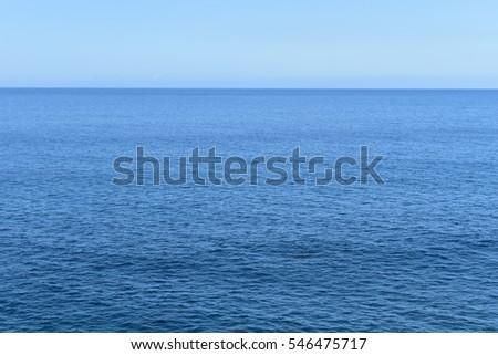 Atlantic Ocean  Royalty-Free Stock Photo #546475717