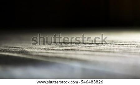 Lighted fabric