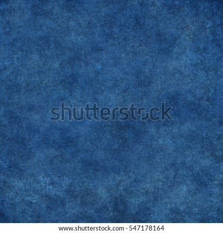 Blue designed grunge texture. Vintage background with space for text or image #547178164