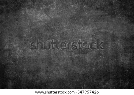 Real smudge black chalkboard texture in classroom school college concept kid dust map blackboard background for write front blank chalk board. Slate for student paint grunge old wall photography back Royalty-Free Stock Photo #547957426