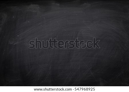 Abstract Chalk rubbed out on blackboard for background. texture for add text or graphic design. Royalty-Free Stock Photo #547968925
