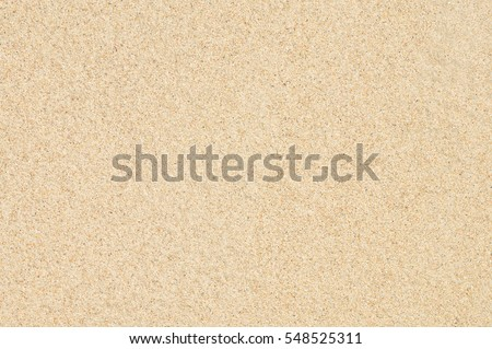 Fine sand texture and background Royalty-Free Stock Photo #548525311