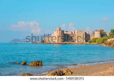 Mamure Castle , Anamur Turkey #548938591