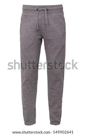 Grey sweatpants #549902641