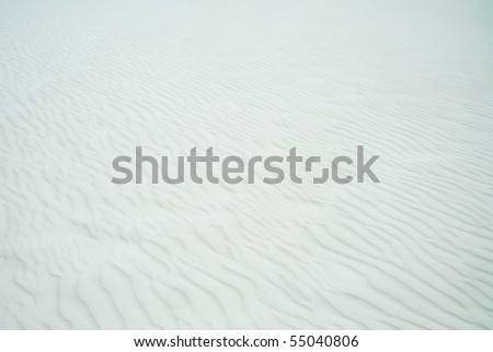 wind blown sand lines #55040806