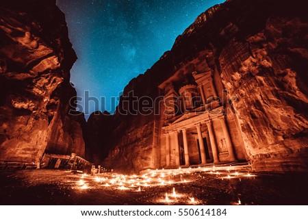 Petra, Jordan #550614184