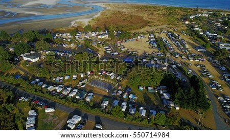 Ocean view and holiday park #550714984