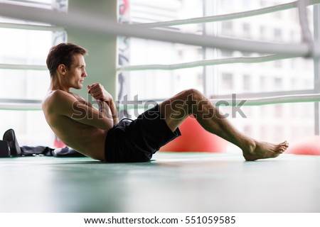 Photos of young sportsman engaged #551059585