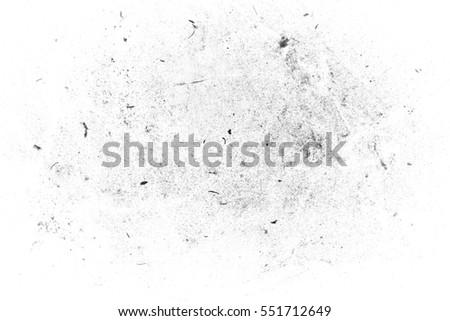 White Distressed Texture #551712649