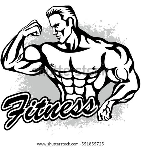 bodybuilder design t shirts #551855725