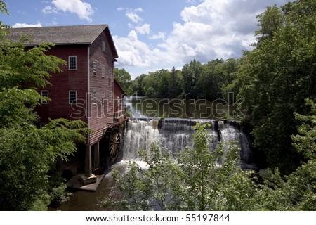 Dells Grist Mill #55197844