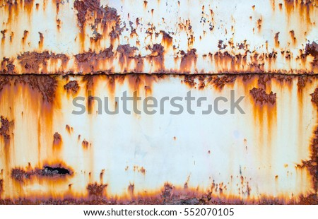 rust on old wall background Royalty-Free Stock Photo #552070105