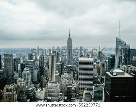 New York City (USA) Royalty-Free Stock Photo #552259771