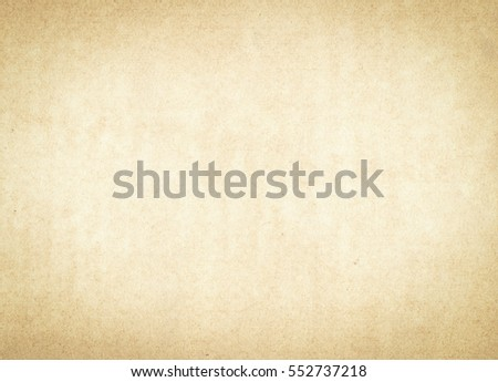 brown empty old vintage paper background. Paper texture #552737218