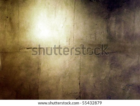 hi-res abstract grunge background, raster illustration