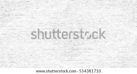 white background brick wall texture seamless pattern
