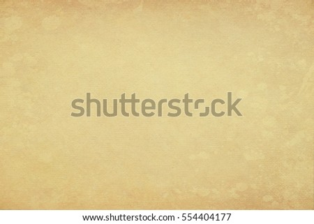 Old yellow paper background #554404177