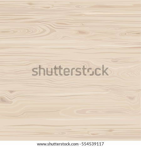 Light wood texture. Template for your design. Nature background. Hand drawn vector illustration. #554539117