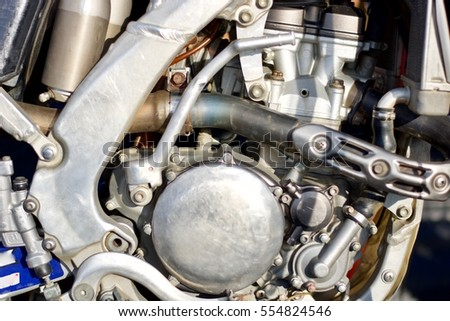 motorcycle engine  #554824546