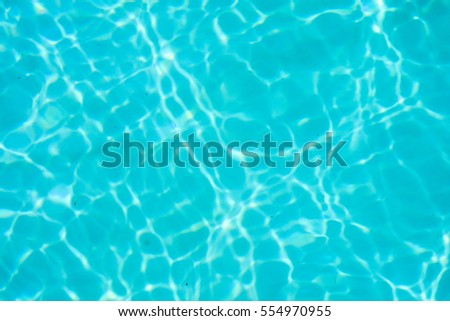 Water background abstract #554970955
