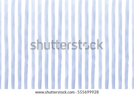 Background with hand panted watercolor stripes
