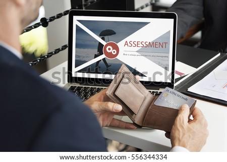 Solution Assessment Challenge Risk Management Concept #556344334