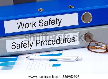 Work Safety and Safety Procedures Binder #556952923