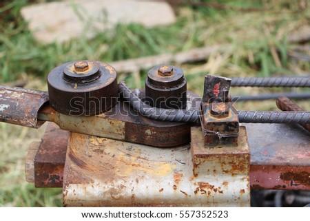 Steel bending  #557352523