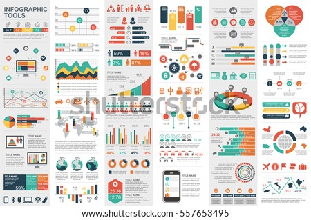 Infographic elements data visualization vector design template. Can be used for steps, options, business processes, workflow, diagram, flowchart concept, timeline, marketing icons, info graphics. Royalty-Free Stock Photo #557653495