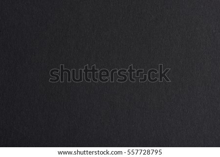 Black paper texture background. Black blank page