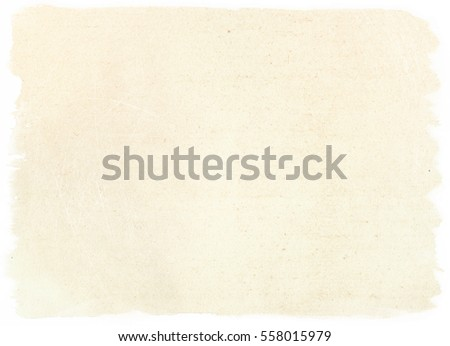 brown empty old vintage paper background. Paper texture #558015979