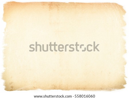 brown empty old vintage paper background. Paper texture #558016060