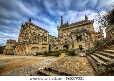 Bucaco Palace, Serra do Bucaco, Mealhada, Portugal #560379331