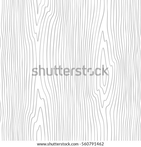 Seamless wooden pattern. Wood grain texture. Dense lines. Abstract background. Vector illustration Royalty-Free Stock Photo #560791462