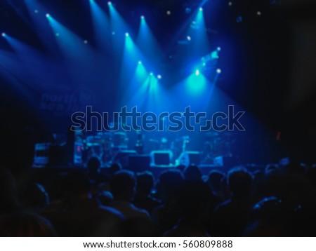background stage concert #560809888