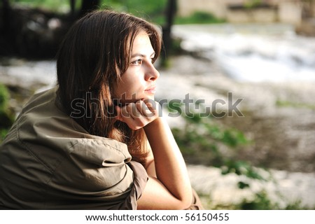 Loneliness Royalty-Free Stock Photo #56150455