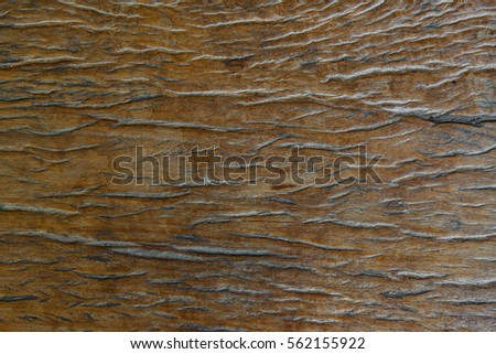 Closeup of dark wood background, texture #562155922
