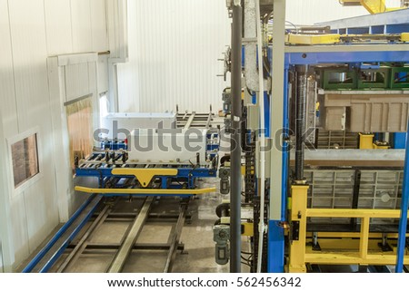 molding and cast press machine for the manufacture of plastic parts using polymers for  refrigerator #562456342