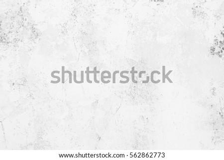 White Grunge Cement Wall Background. #562862773