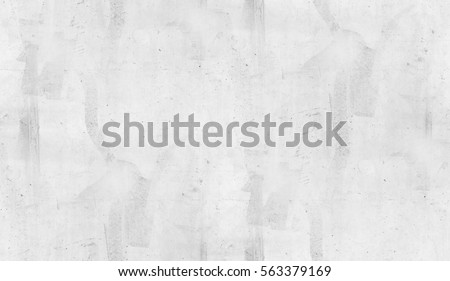 white painted cement wall texture background, seamless