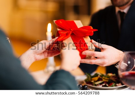 Gift of love #564209788